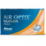 Air optix Aqua Night & Day 6-pack